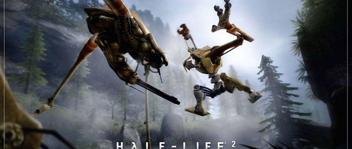 A więc tak miał wyglądać trzeci, ostatni odcinek Half-Life'a…