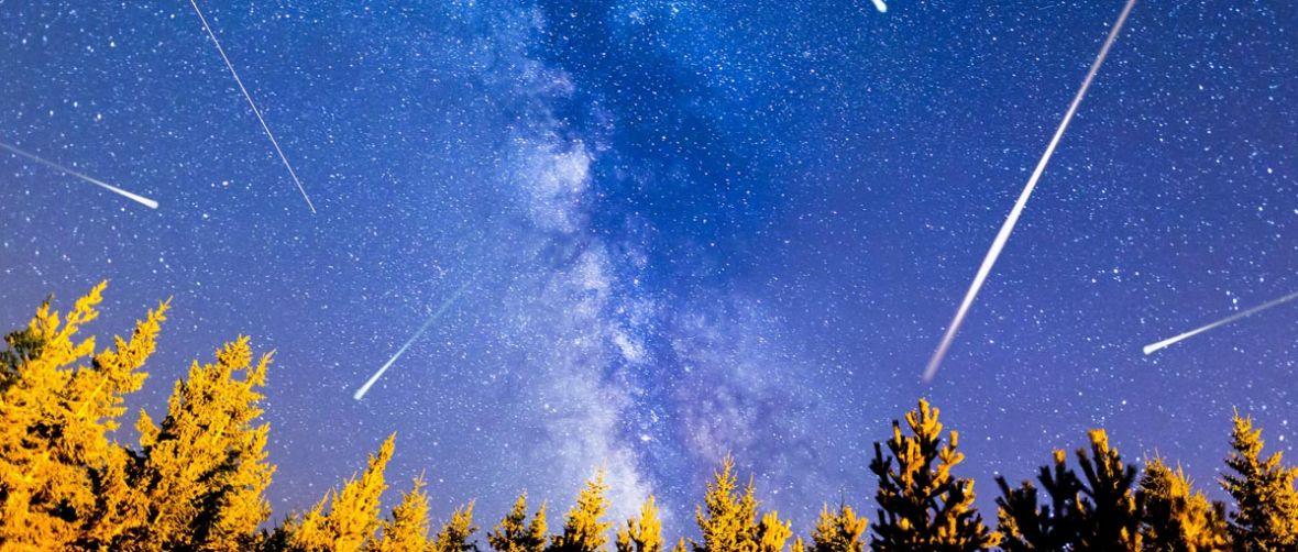 Czas spojrzeć w niebo. Przed nami piękny spektakl Perseidów
