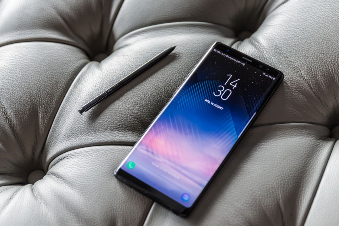 Samsung Galaxy Note 8 w pigułce