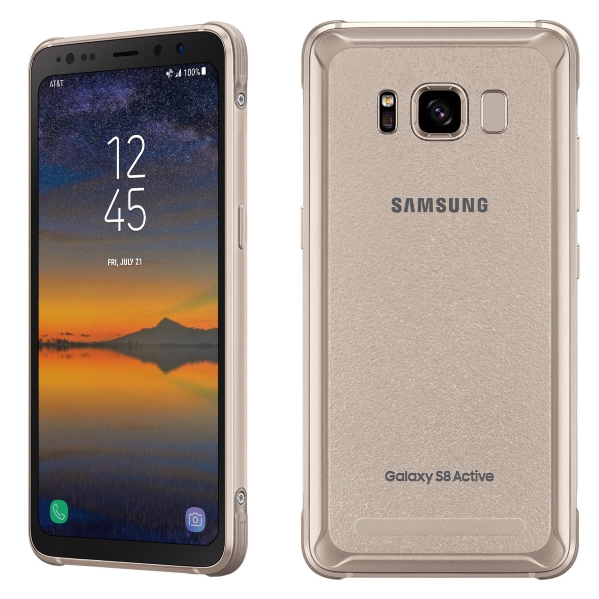 Samsung Galaxy S8 Active - wytrzymała wersja Galaxy S8 nie będzie dostępna w Polsce