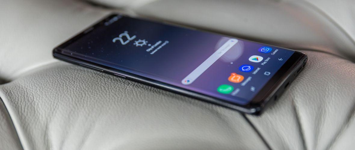 Oto Samsung Galaxy Note 8