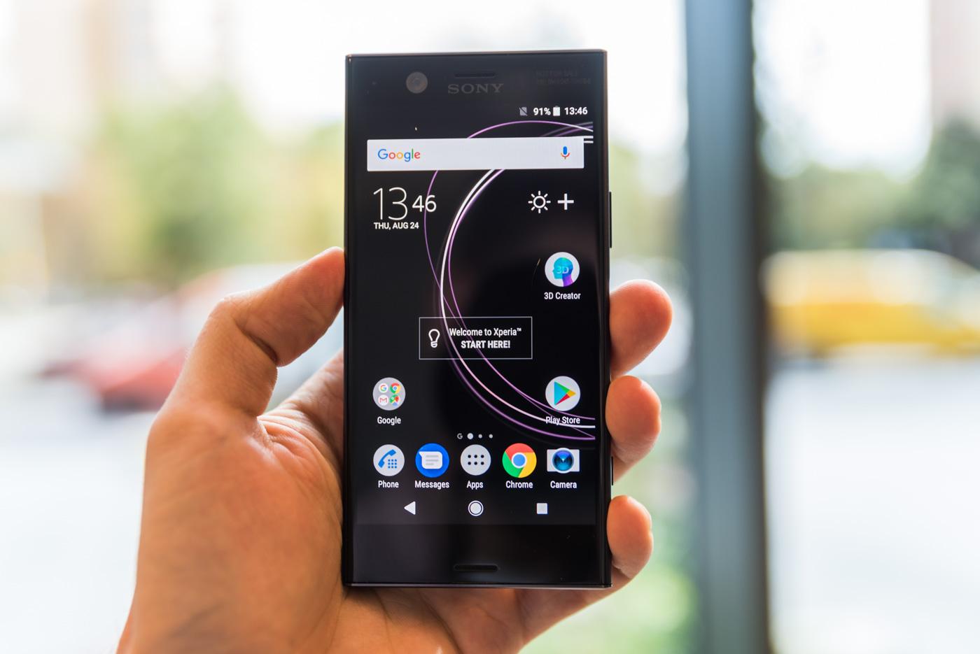 Szukasz małego smartfona o ogromnych możliwościach? Zatem uważnie przyjrzyj się Sony Xperia XZ1 Compact.
