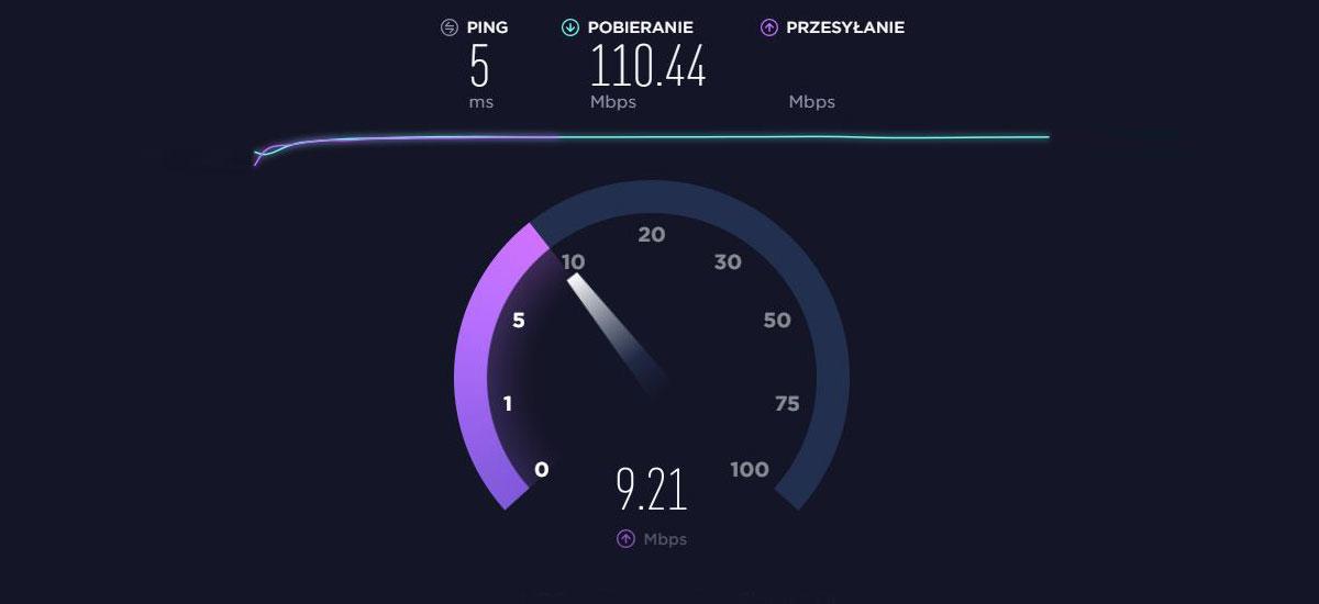 szybkość internetu ranking światowy