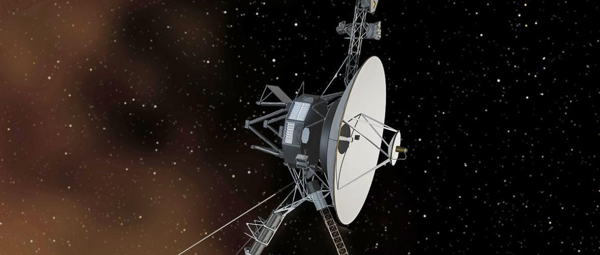 Z okazji 40. urodzin NASA wyśle Voyagerowi kartkę z życzeniami. Pomogą w tym internauci