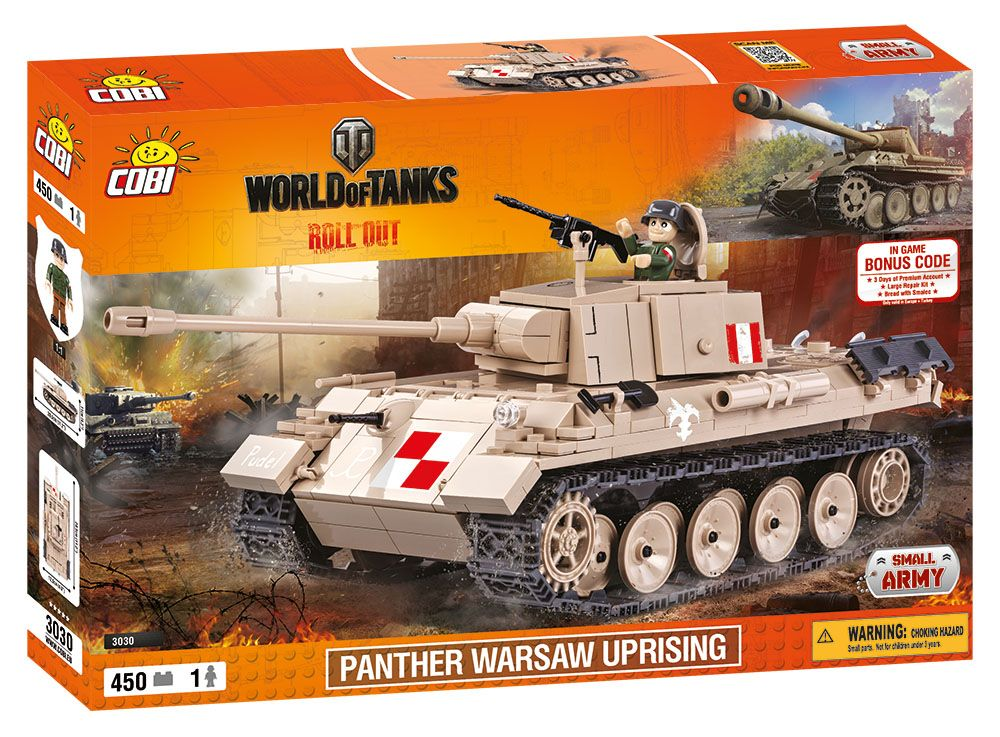 World of Tanks polski czołg Pantera Pudel
