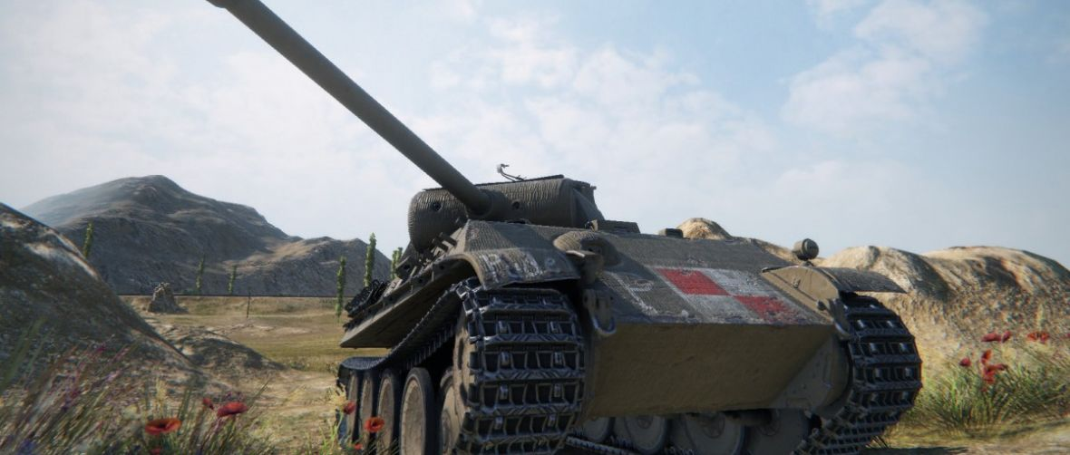 Poprowadziłem Pudla do zwycięstwa – test bojowy pierwszego polskiego czołgu w WoT