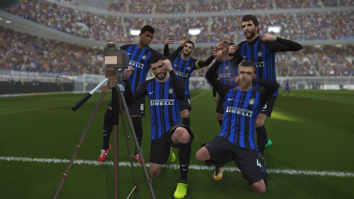 Recenzujemy Pro Evolution Soccer 2018 – Karny Axel Witsel dla Konami