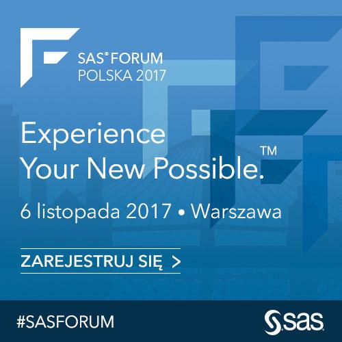 SAS Forum Polska 2017