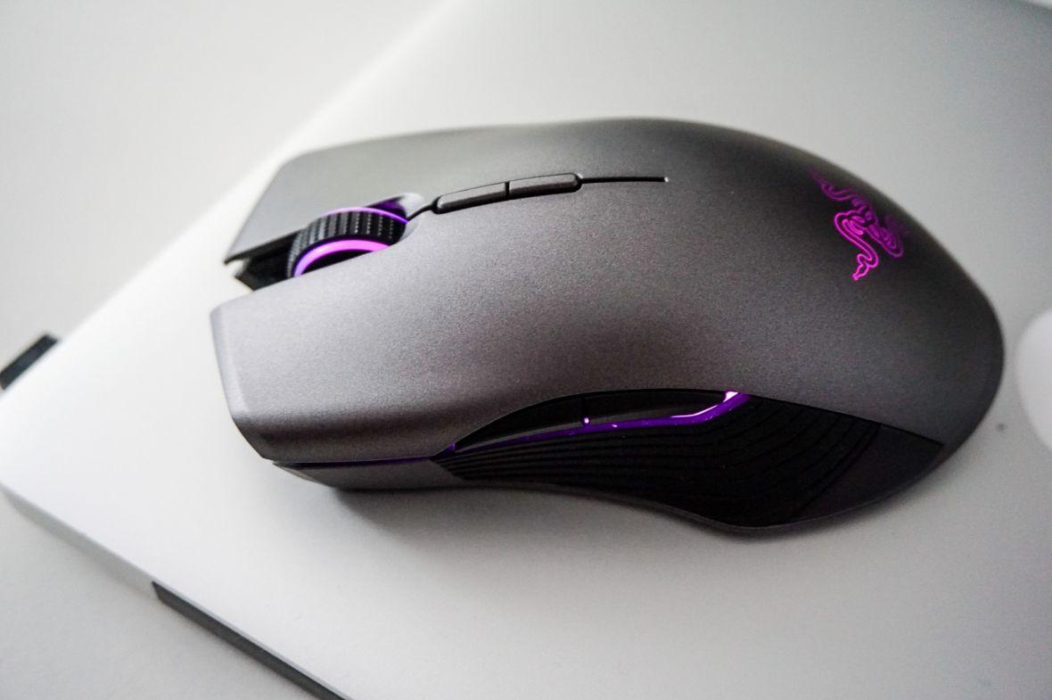 Razer Lancehead to stylowa mysz bezprzewodowa, przy której gracz nie zatęskni za kablem