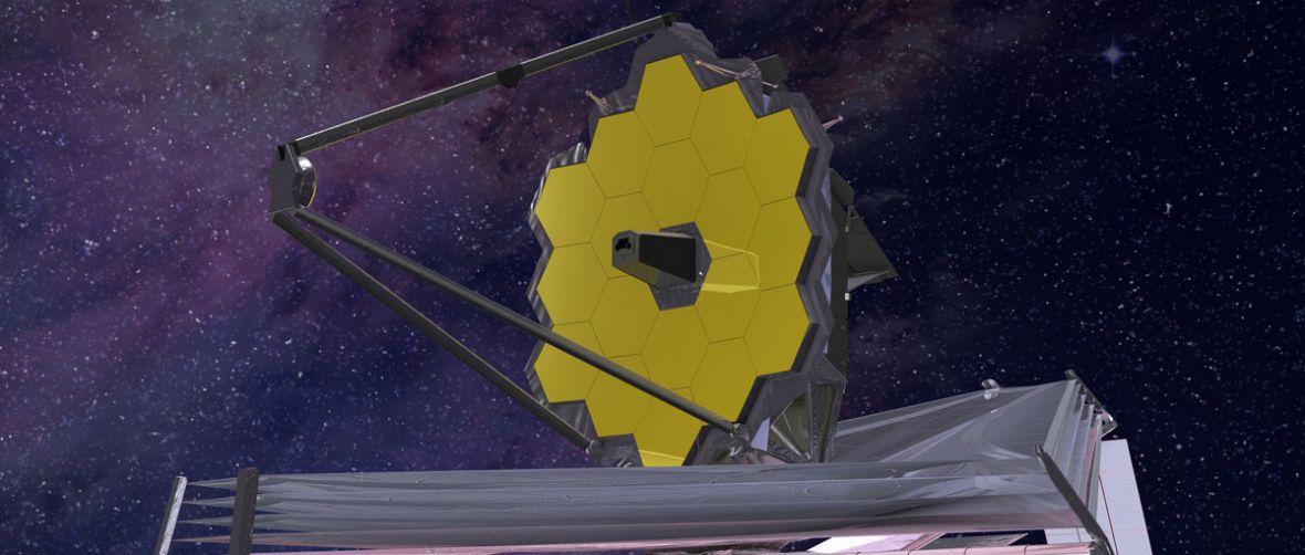 Teleskop Jamesa Webba pomoże szukać śladów życia na księżycach Jowisza i Saturna