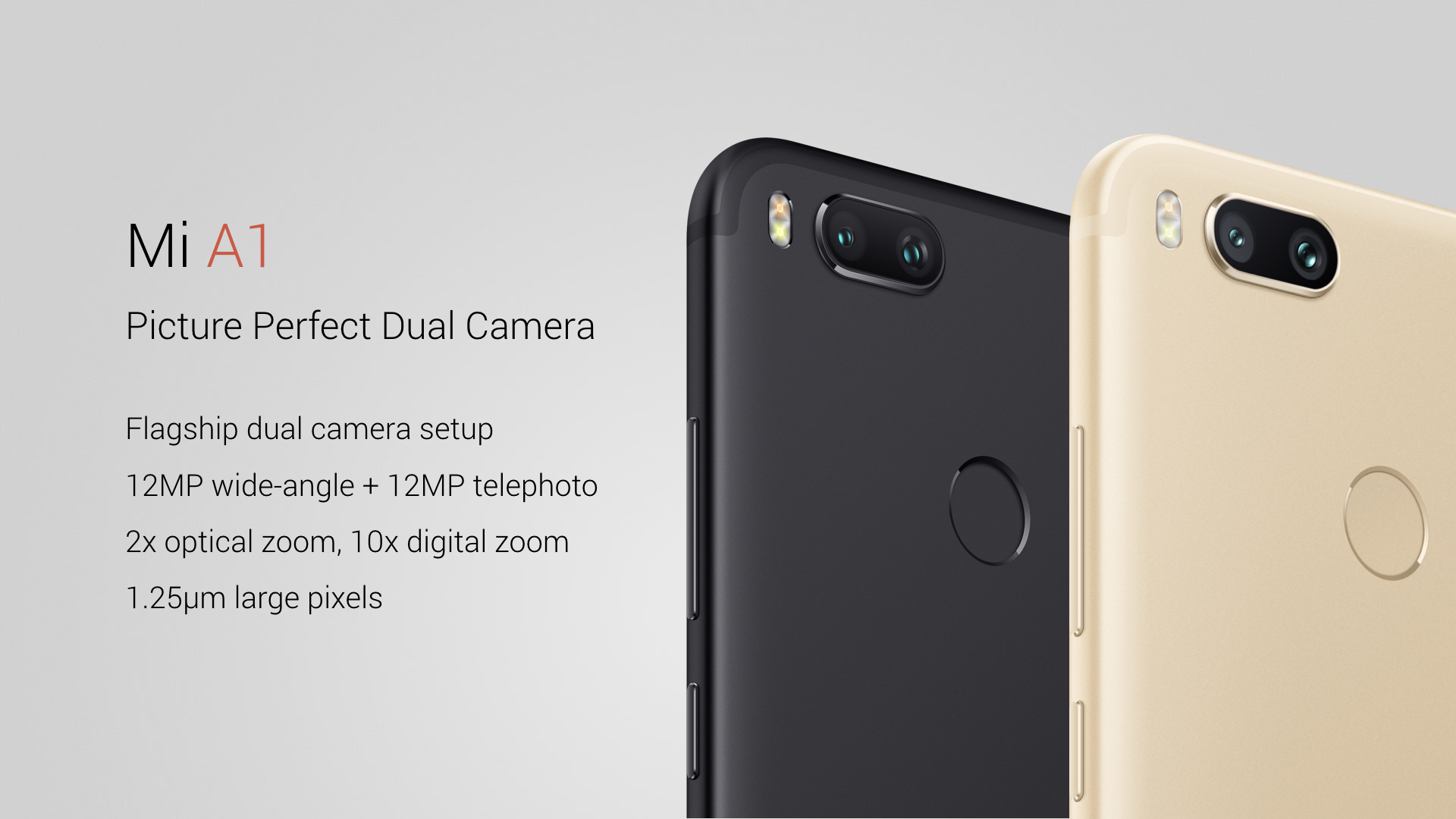 Xiaomi ma w swojej ofercie pierwszy telefon wyposażony w czystego Androida. Modelem tym jest Xiaomi Mi A1 należący do serii Android One.