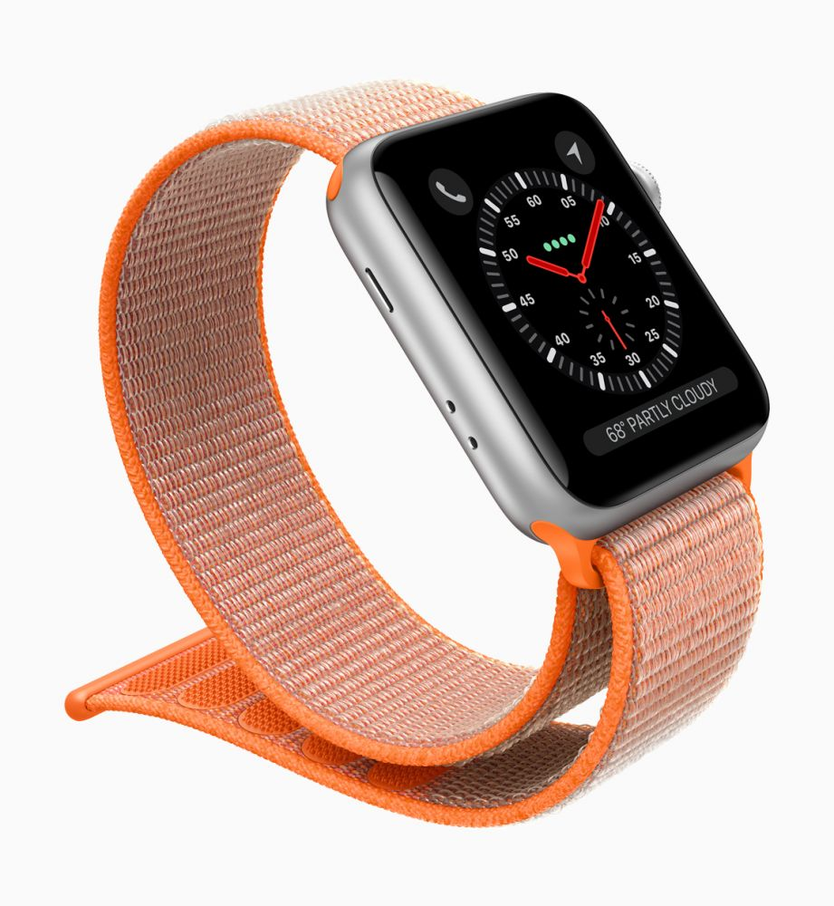 Apple Watch series 3 ceny w Polsce