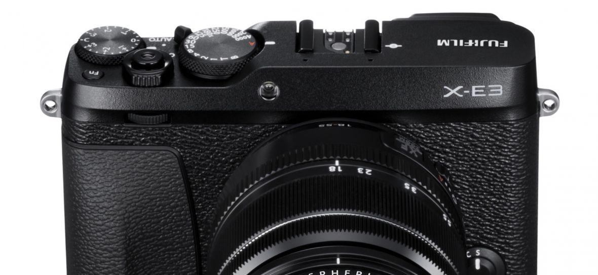 Fujifilm X-E3 to piękna nowość. Na szczęście producent nie zapomniał o posiadaczach starszych aparatów