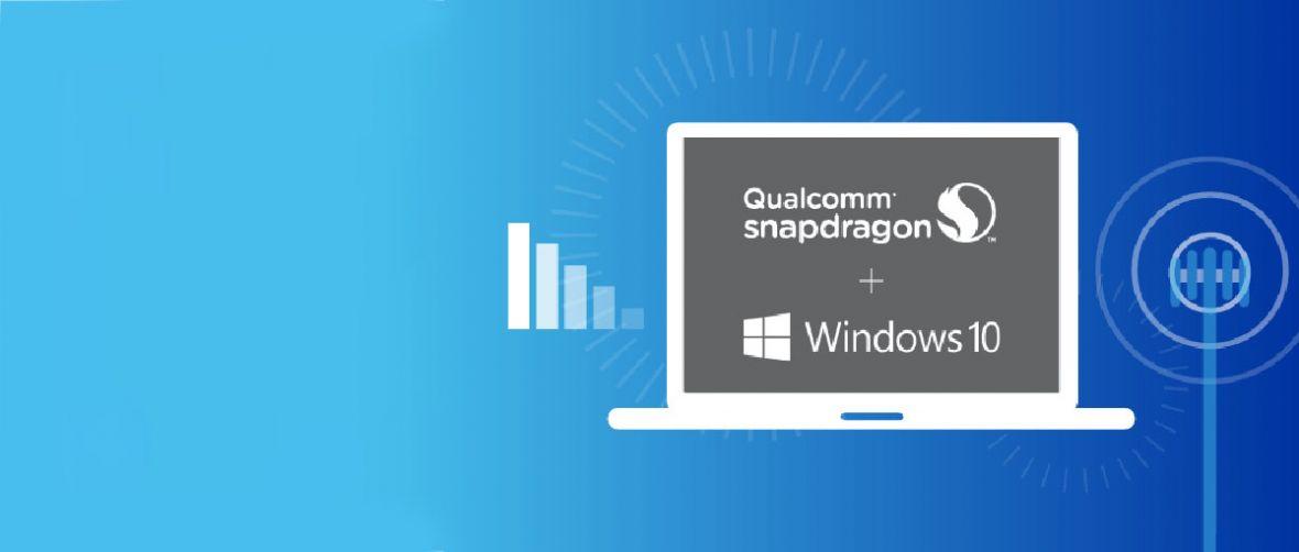 Wszystko idzie zgodnie z planem. Komputery z Windows 10 i Snapdragonem jeszcze w tym roku