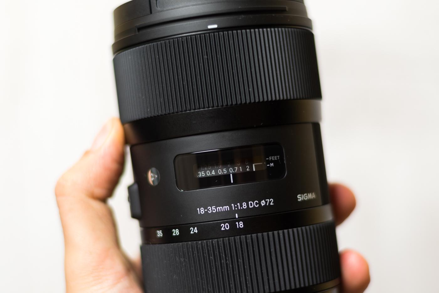 Focus by wire - elektroniczny pierścień ostrości w obiektywach