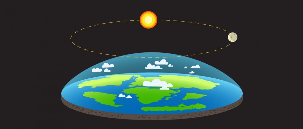Polacy chcą udowodnić, że Ziemia jest płaska. Zbierają 1,5 mln zł na budowę specjalnego drona