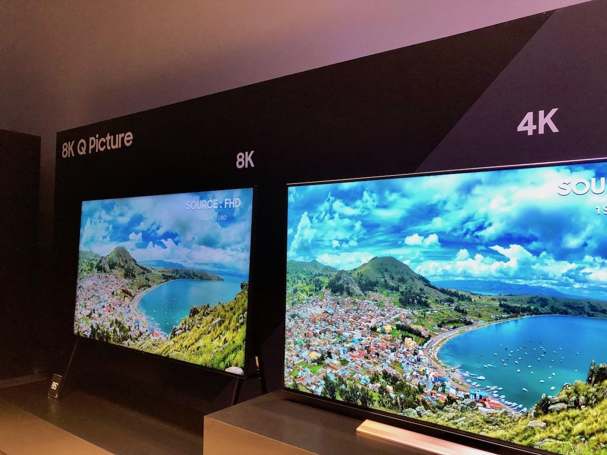Samsung Wall Widzielismy Modulowy Telewizor
