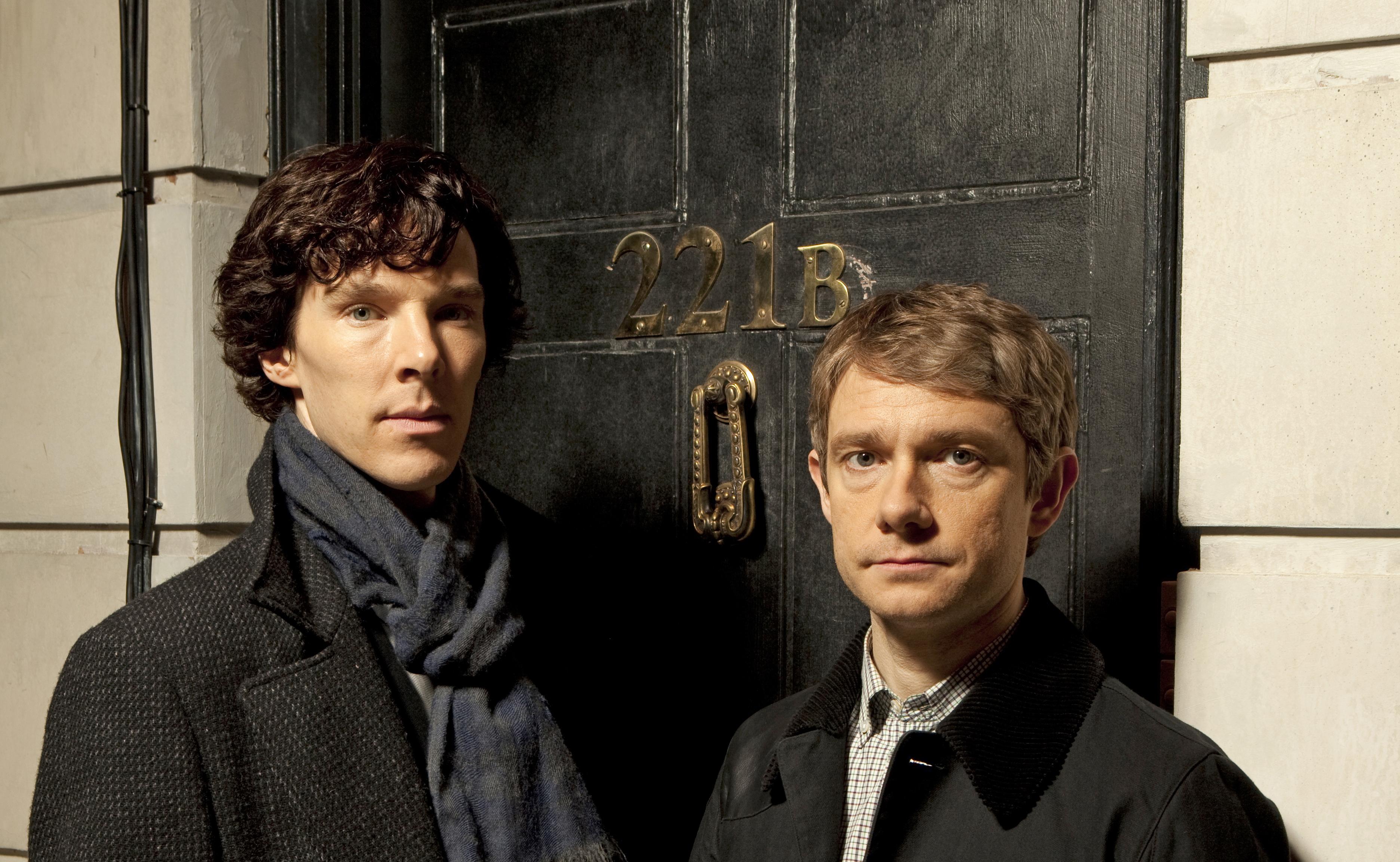 """Czwarty sezon """"Sherlocka"""" opóźniony"""