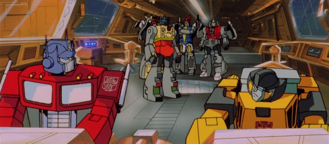The Transformers The Movie Western Animation  TV Tropes