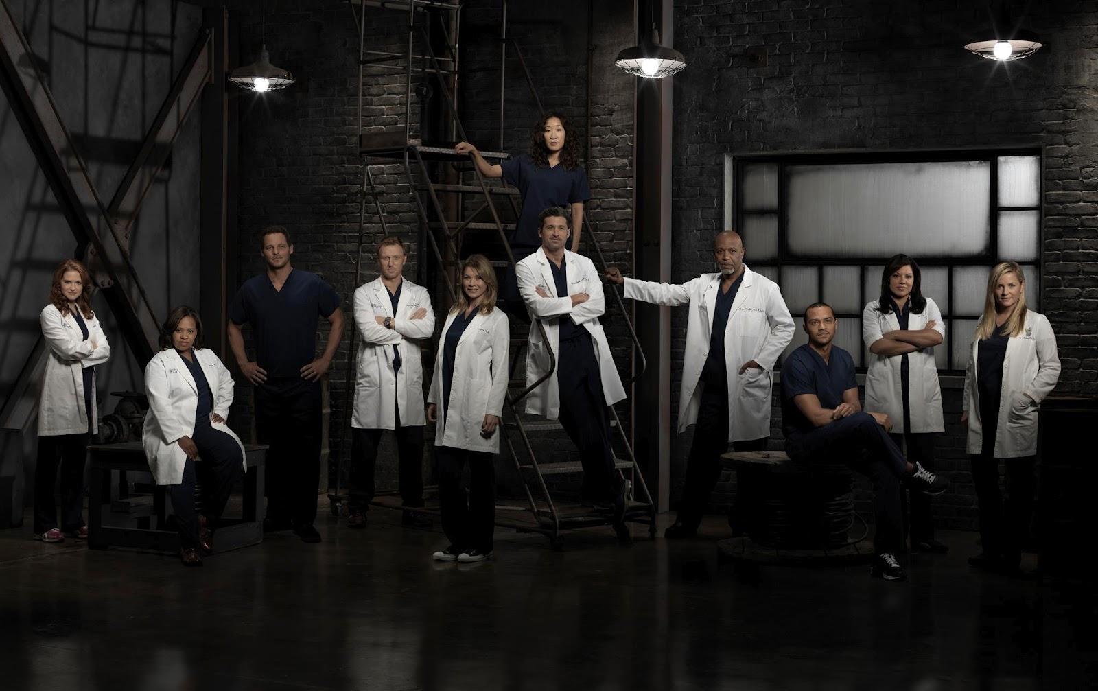 Grey's Anatomy (Chirurdzy) sezon 10 - soundtrack!