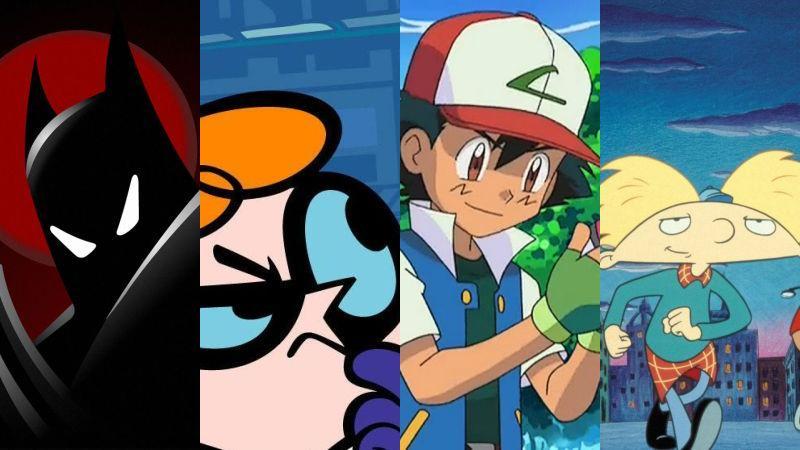 Najlepsze z najlepszych – czołówki z seriali animowanych