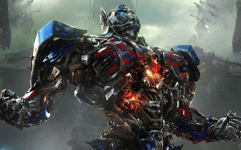 optimus prime transformers wiek zagłady
