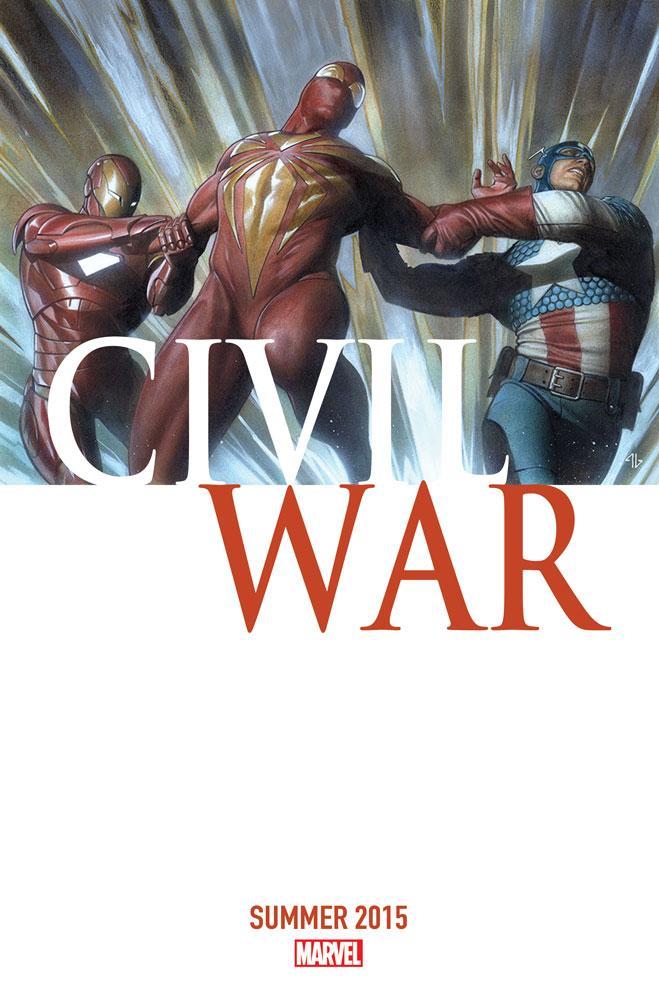 marvel civil war 2015