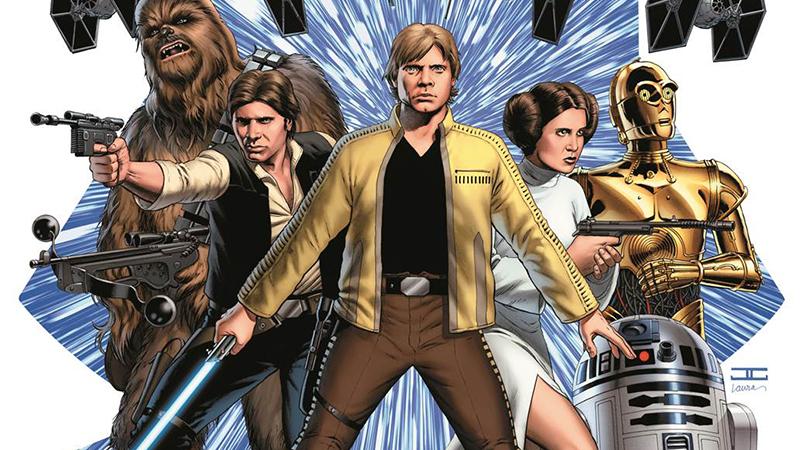 star wars #1 komiks