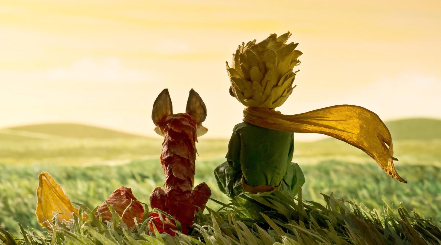 """""""Mały Książę"""" w reżyserii Marka Osborne'a nie pozwoli ci zapomnieć, że byłeś dzieckiem"""