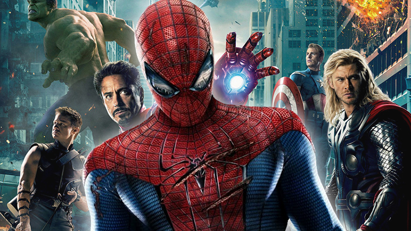 spider-man avengers 2