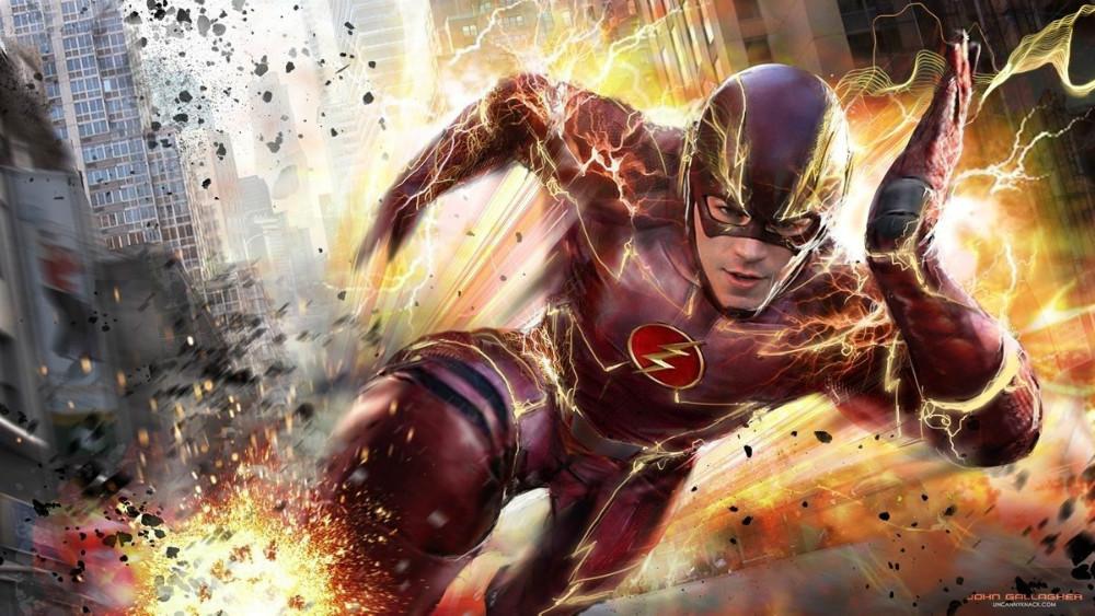 """Finał """"The Flash"""" zaciera granice między telewizją i kinem. Rewelacja"""