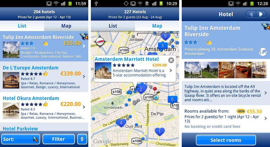 booking.com aplikacje na walentynki