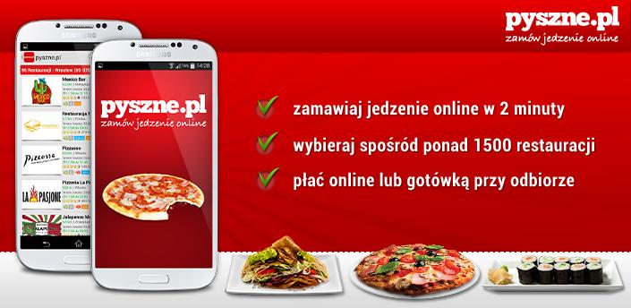 pyszne.pl aplikacje na walentynki