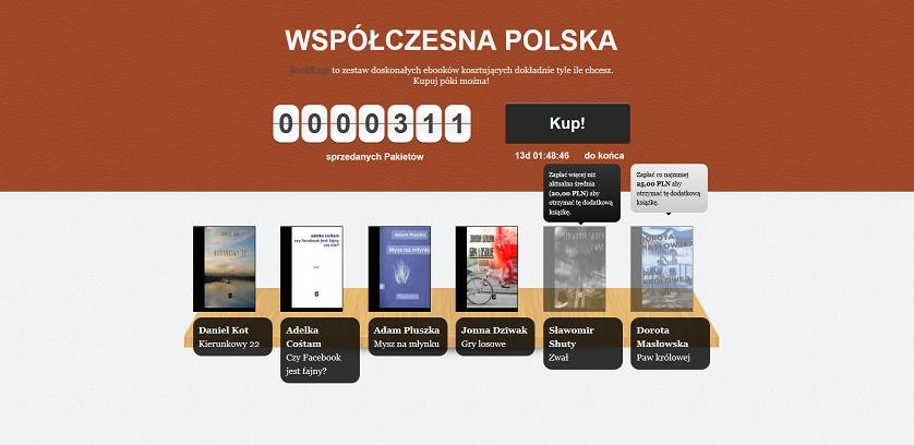 Nowy BookRage – Współczesna Polska: Masłowska, Shuty, Dziwak