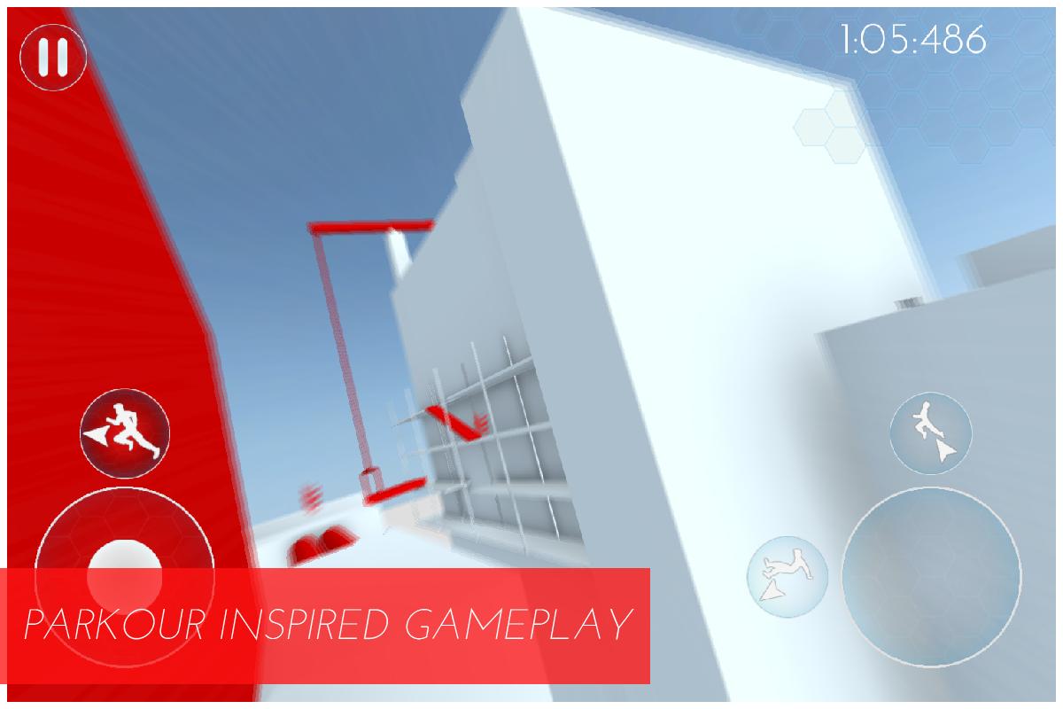 """""""Project Parkour"""" wygląda jak """"Mirror's Edge"""" na Androida. Nie jest łatwo"""