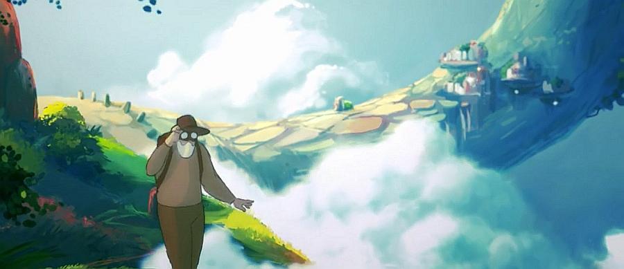 To niesamowite, że za tą przepiękną, amatorską animacją stoi tylko jeden człowiek