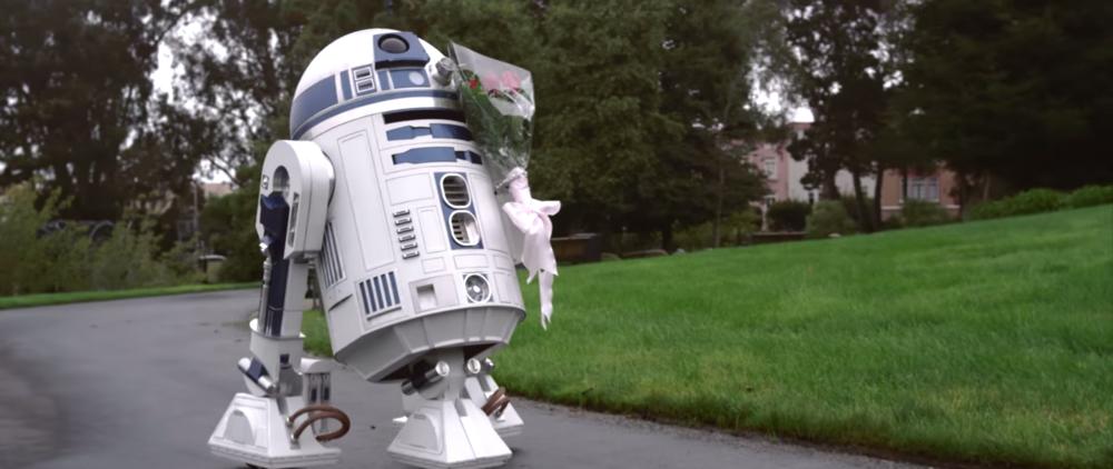 To najbardziej rozbrajający amatorski film z postaciami Star Wars jaki widziałem