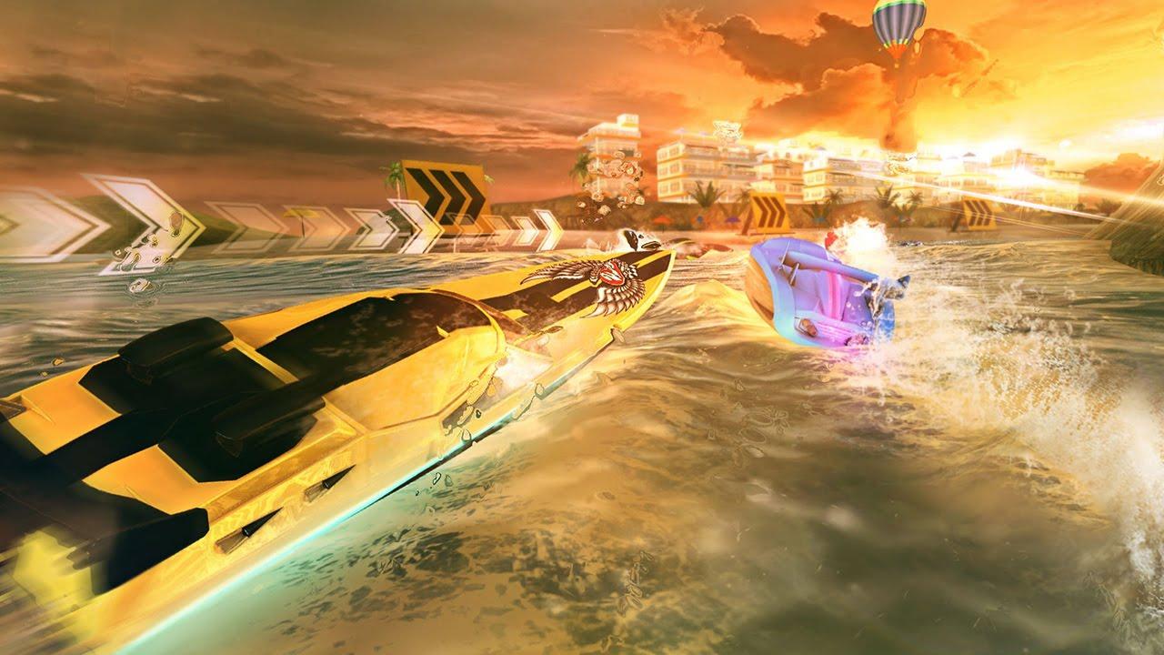 """Ubisoft popłynął. Nowy """"Driver"""" to darmowe wyścigi łodzi motorowych na Androida i iOS"""