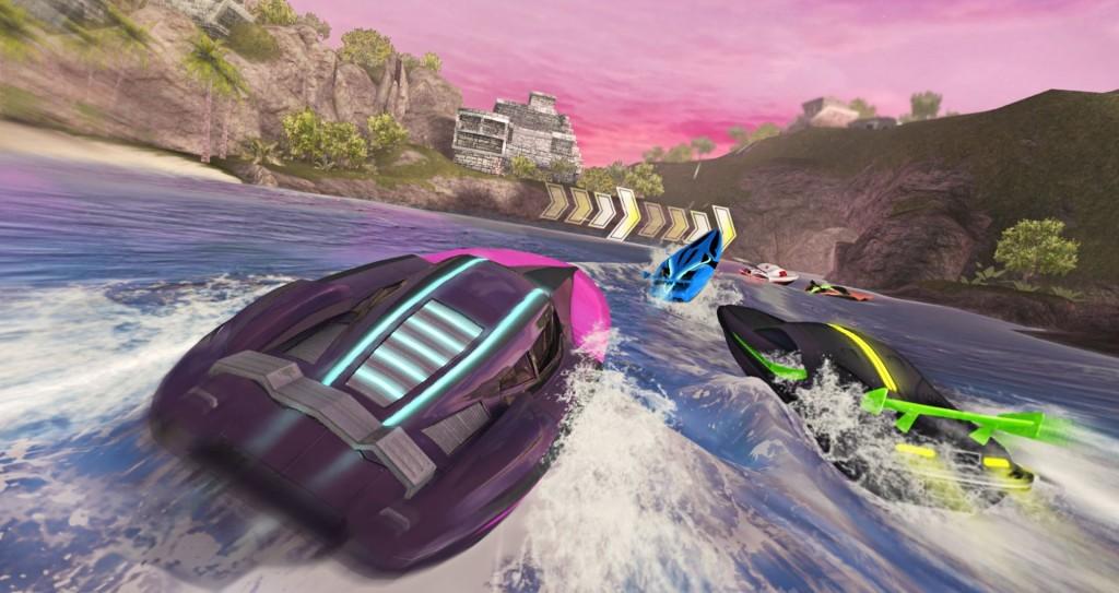 driver speedboat paradise 4