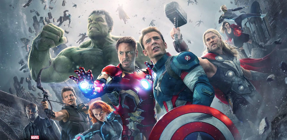 """Czy tylko dla mnie """"Avengers: Age of Ultron"""" jest olbrzymim rozczarowaniem?"""