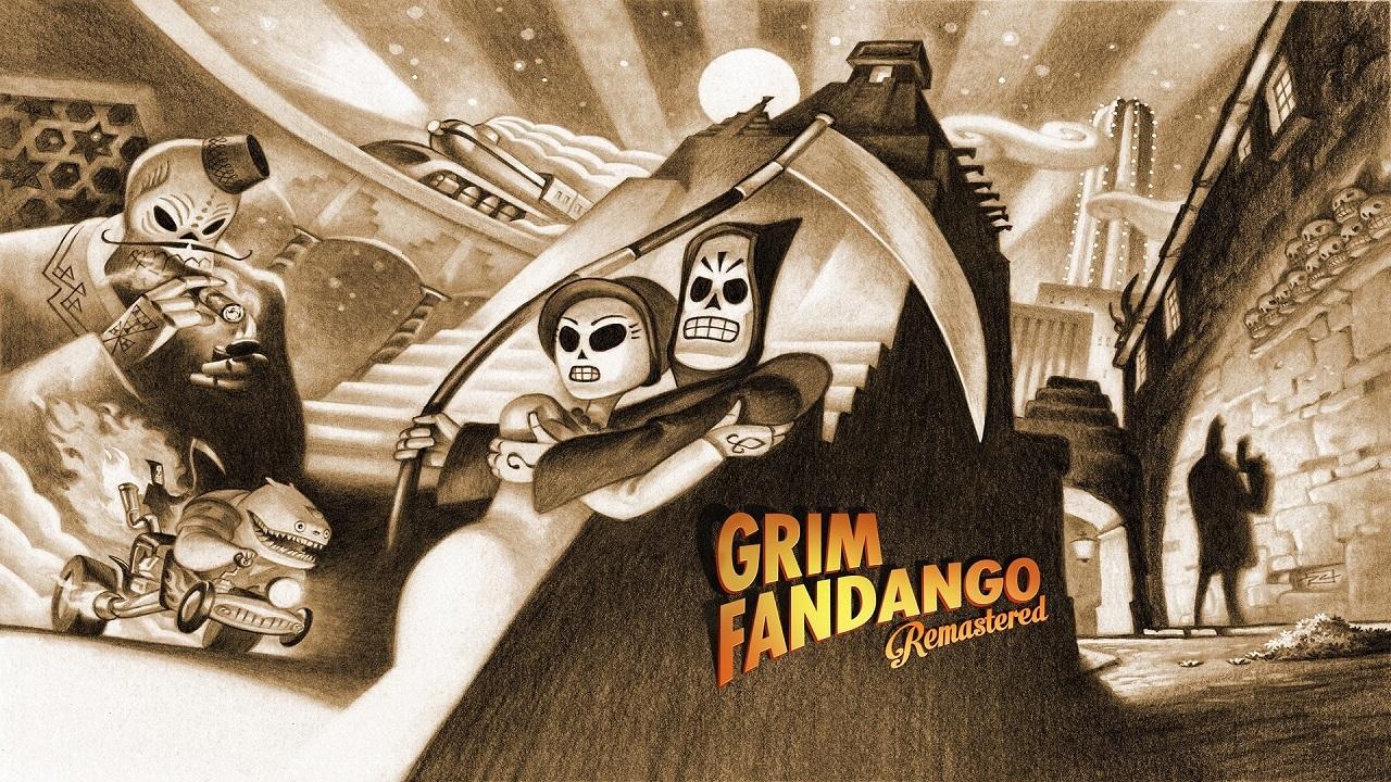 Łza kręci się w oku – Grim Fandango Remastered już na smartfonach i tabletach!