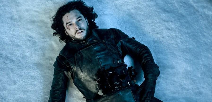 """Jon Snow w szóstym sezonie serialu """"Gra o Tron""""? Jestem o tym przekonany"""
