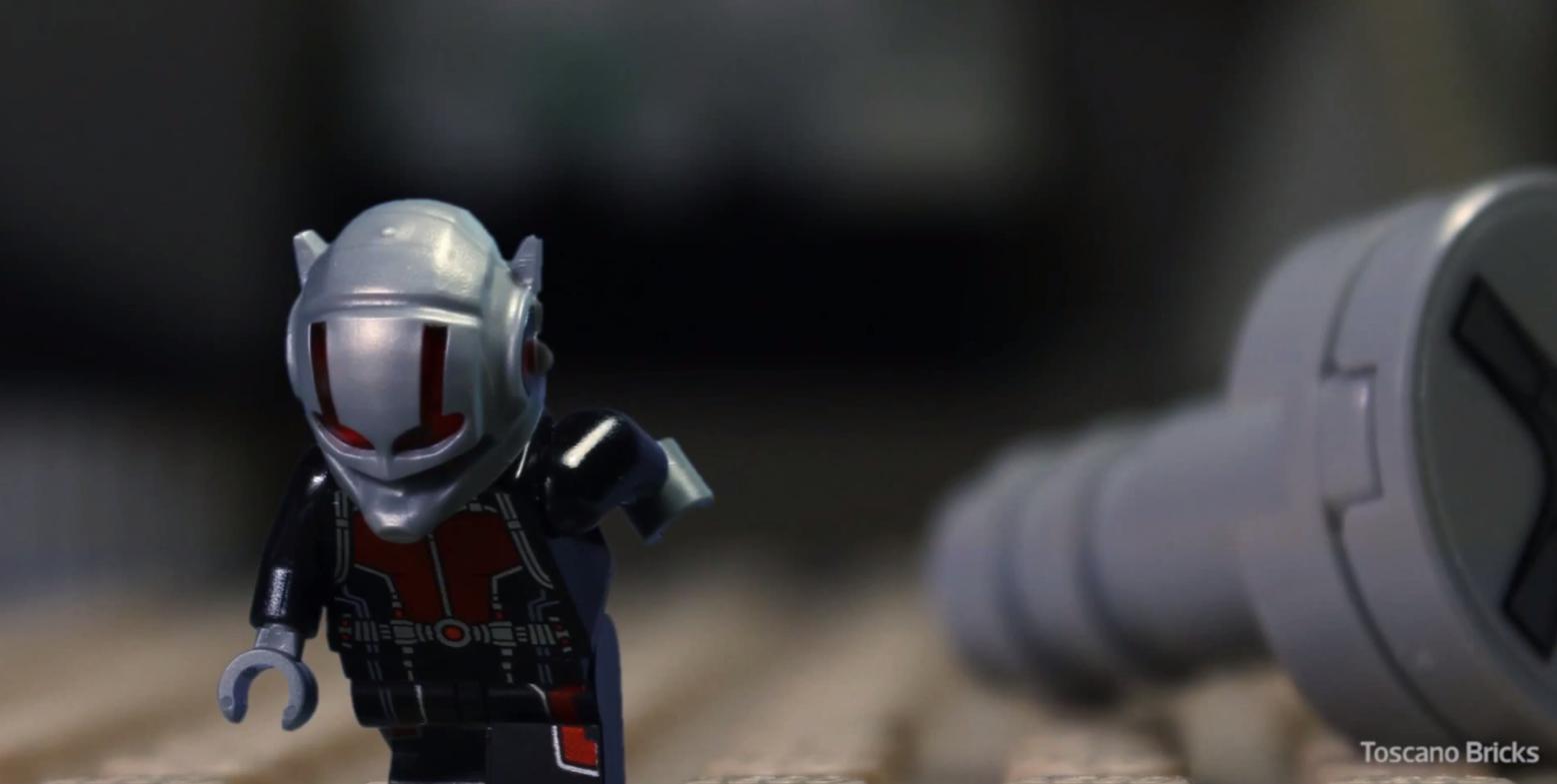 """Zwiastuna filmu """"Ant-Man"""" w takiej wersji się nie spodziewaliście"""