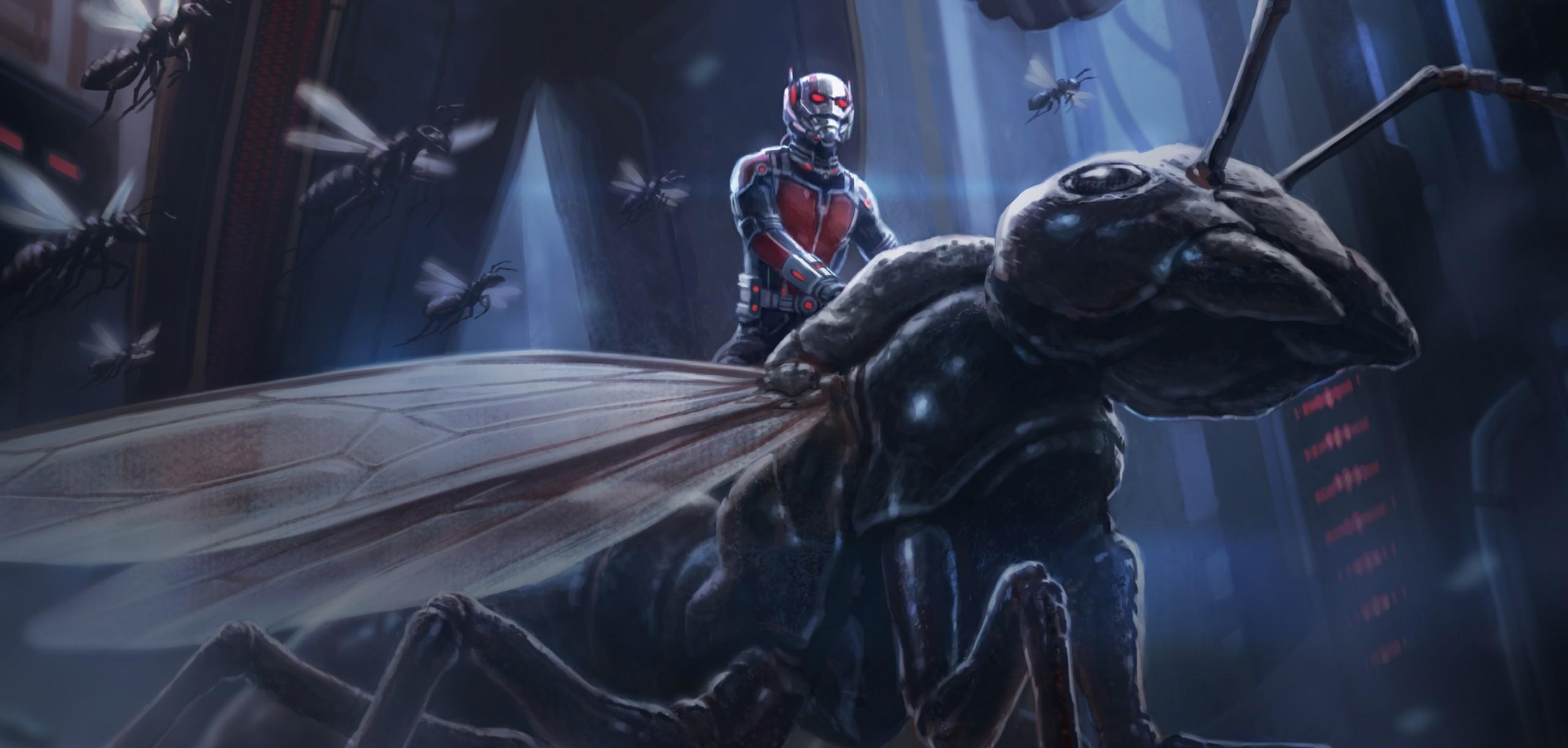 """Fikcyjny program informacyjny oraz prestiżowy wywiad  – """"Ant-Man"""" ma najlepsze reklamy"""