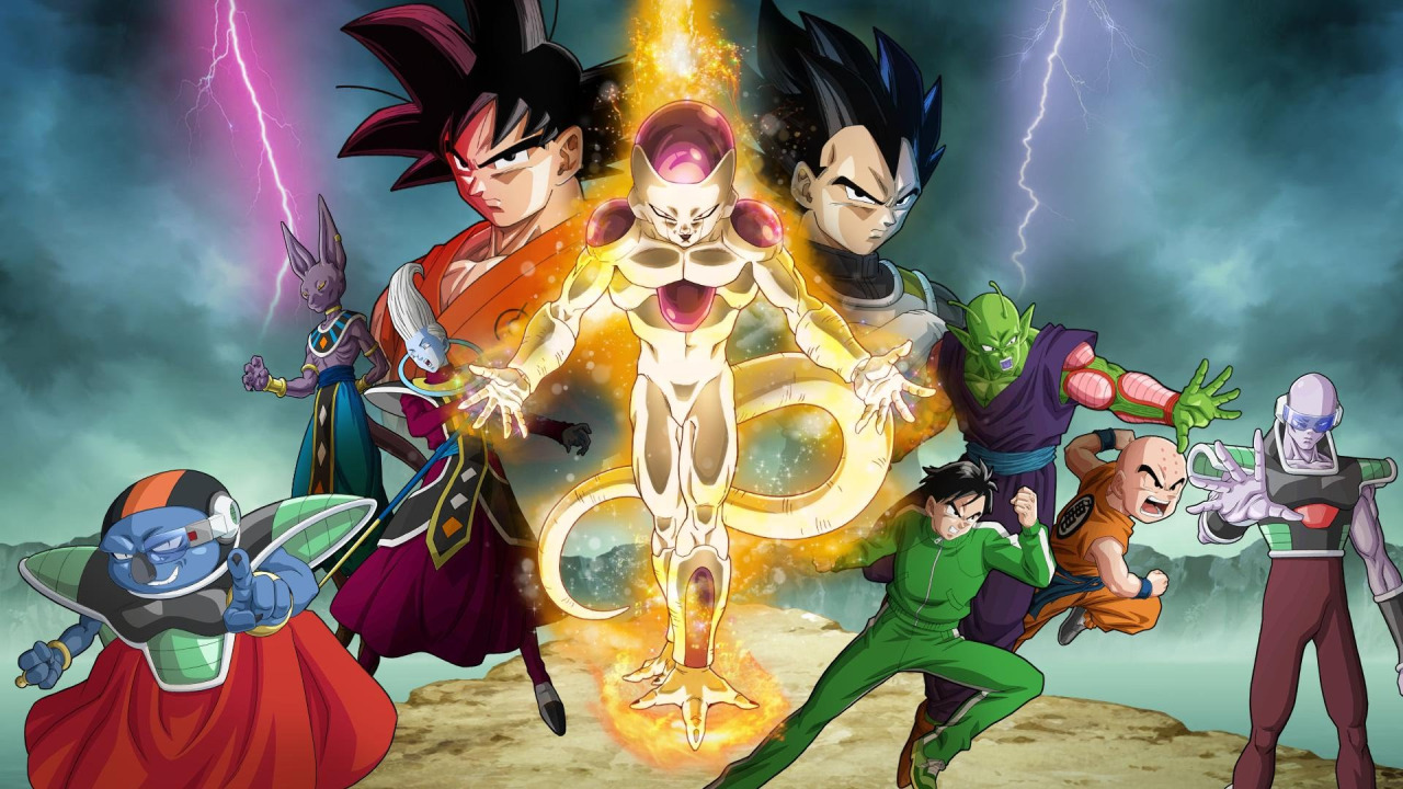 dragon ball super resurrection of f