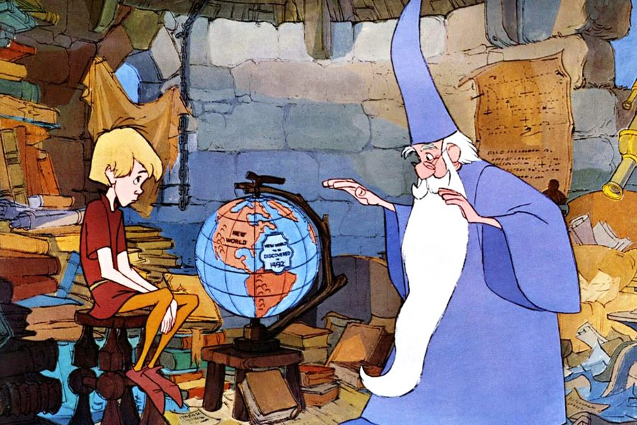Wizards Duel  Disney Video
