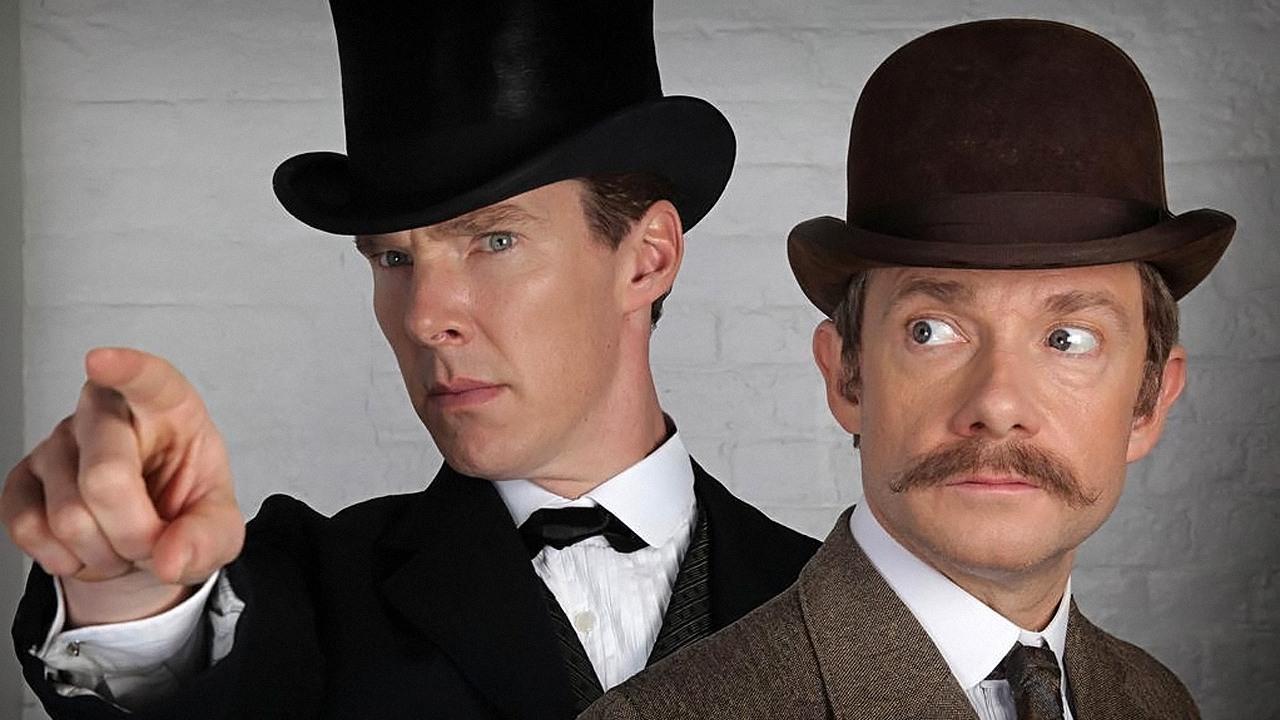 """Zwiastun odcinka specjalnego """"Sherlocka"""" sprawił, że chcę, aby nadeszła już zima"""