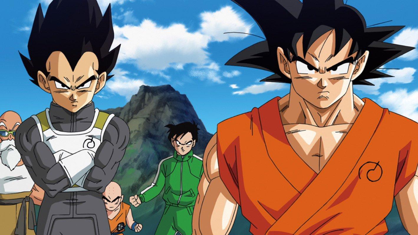 Dragon Ball Z Resurrection F 3