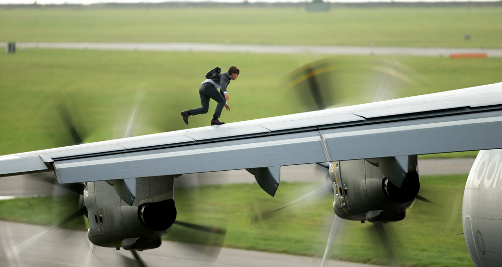 Mission Impossible Rogue Nation 4