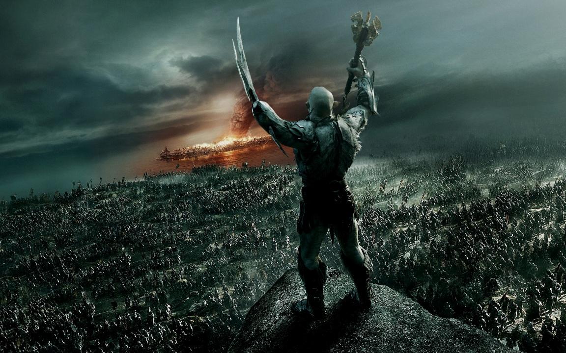 Oto materiał, za sprawą którego rozszerzona edycja Hobbita otrzymała oznaczenie 18+